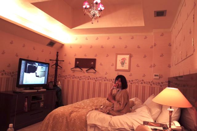 отель любви в Японии